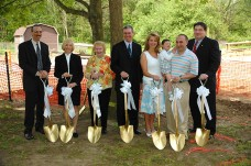 Michael T George Groundbreaking